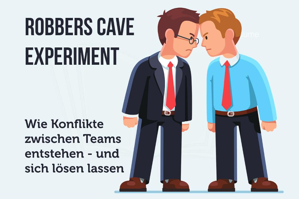 Robbers Cave Experiment: Ziele stiften Frieden