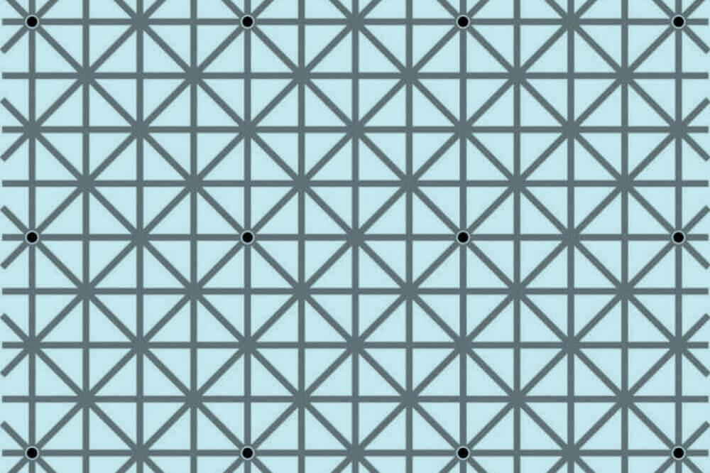 Optische Taeuschung Bild Test Wahrnehmung