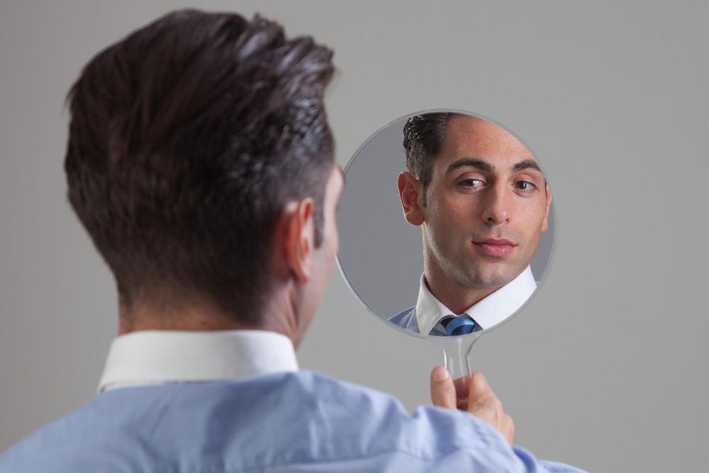 Spiegelbild: Spiegel machen produktiver