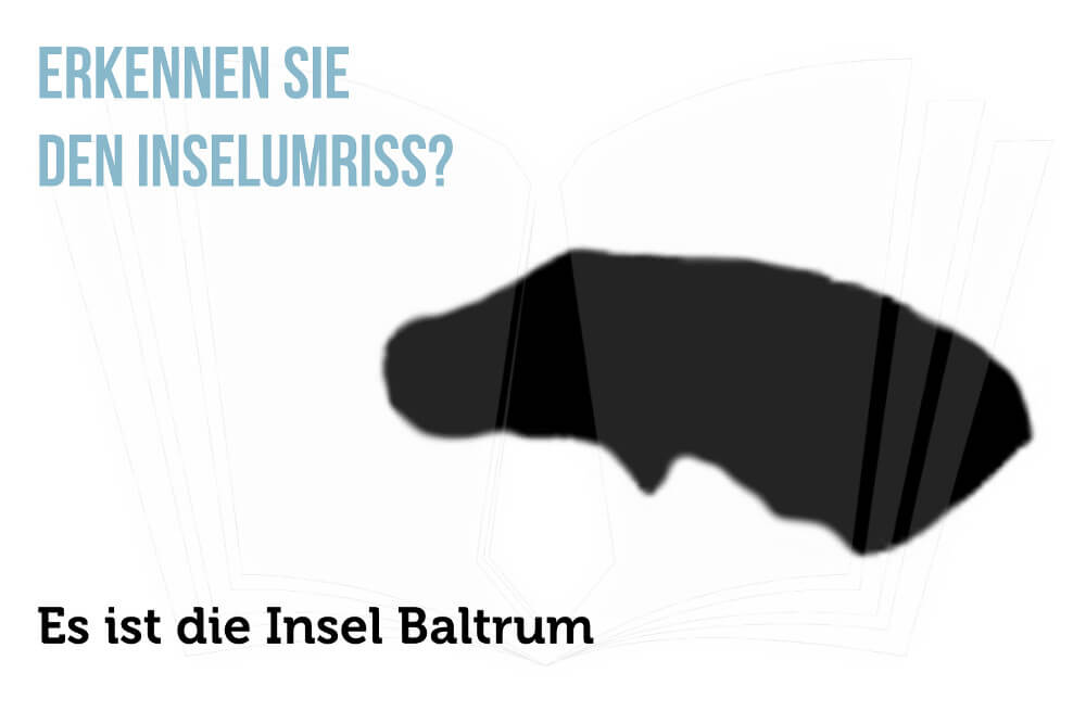 Inselquizz Insel Baltrum2