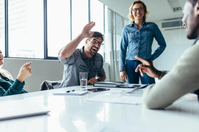 Bürosprüche: Lustige Sprüche am Arbeitsplatz