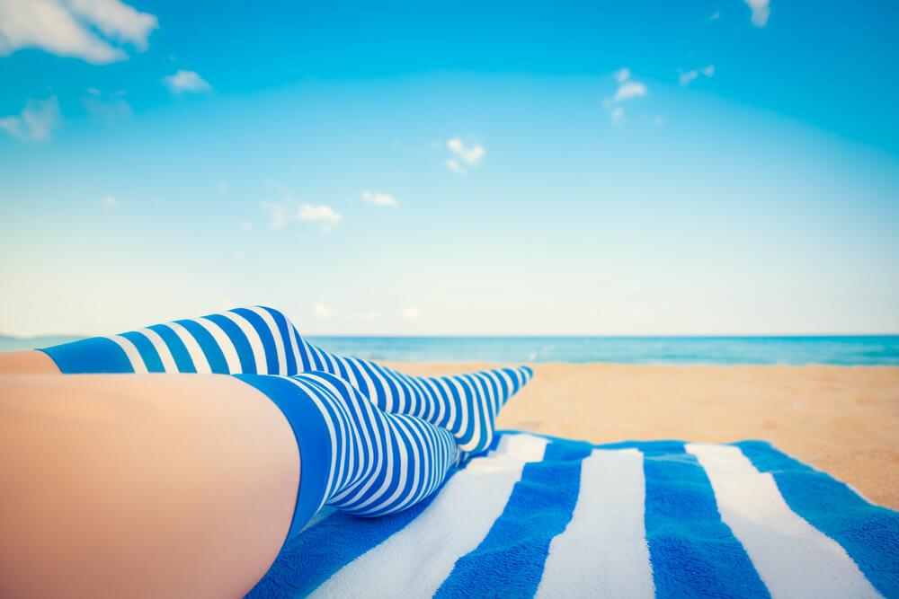 Liegenschaften: Was das Strandtuch verrät