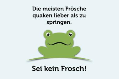 Boiling Frog Syndrom: Reagieren, bevor es zu spät ist