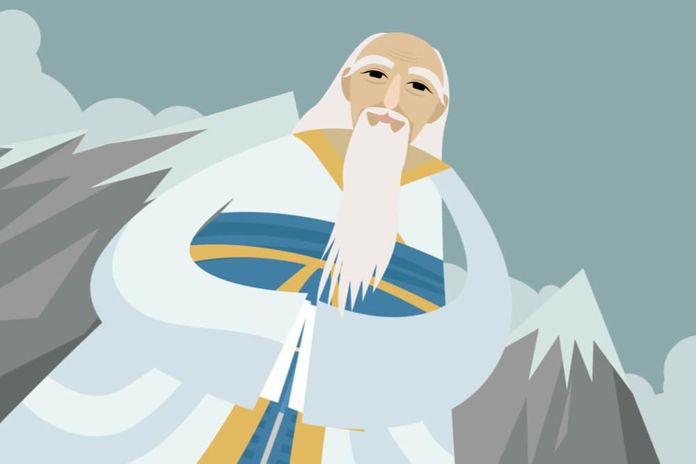 Chinesische Sprichwörter: Konfuzius sagt...
