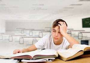 Bachelor im Stress