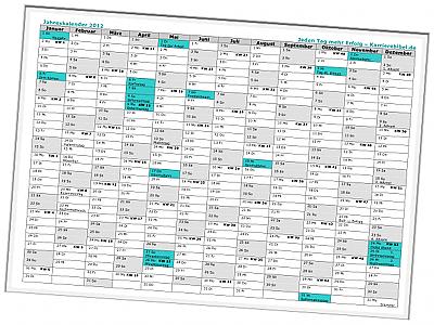 Jahreskalender2012