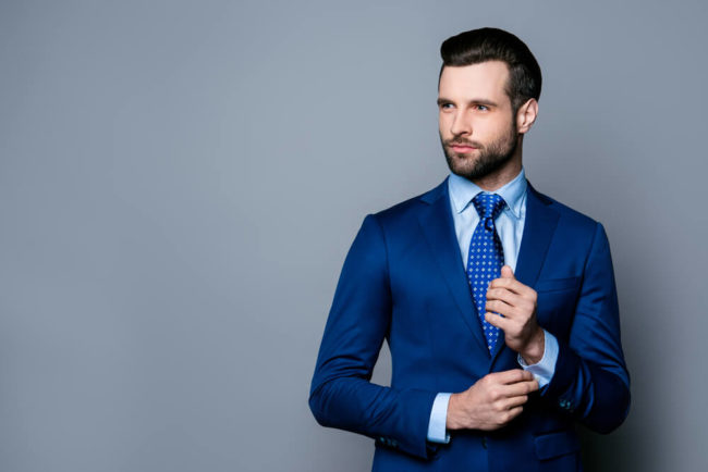 Krawatten-Knigge: Fauxpas beim Bindegewebe