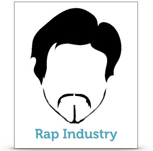 Bart Trimmen Pflege Stil Rap Industry Standard