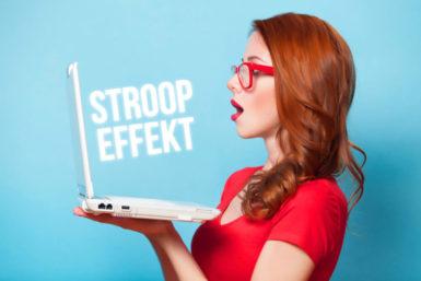 Stroop-Effekt: Chaos im Hirn enttarnt Spione