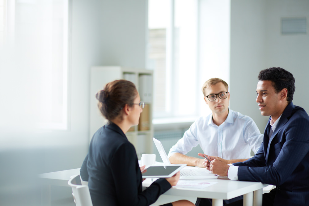 Gesprächsführung: Bewerbungsgespräch führen