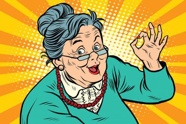 Die Online-Oma weiß mehr über Social Media als du!