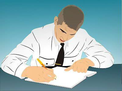 UnterschriftVertragunterschreiben