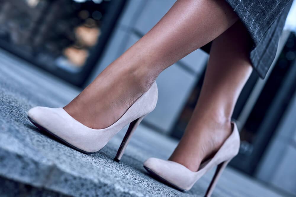 High heel job