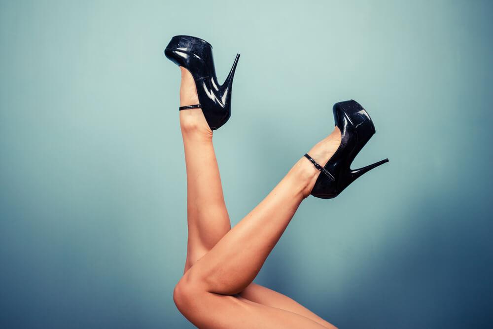 High Heels im Job: Wie hohe Absätze wirken