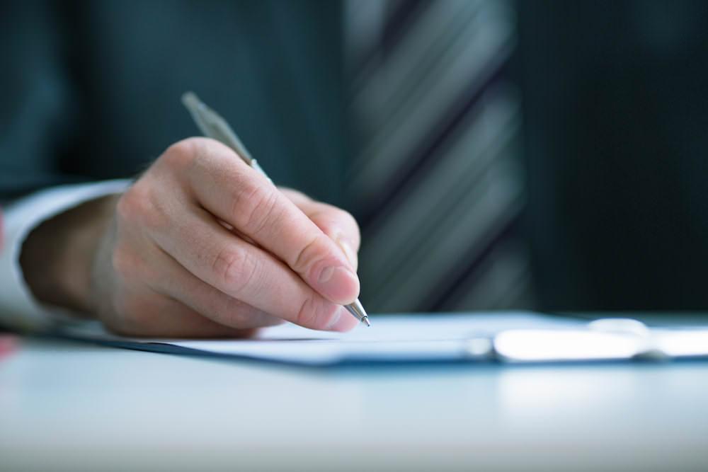 Handschriftlicher Lebenslauf schfreiben Stift Handschrift Bewerbung
