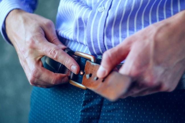 Gürtel-Knigge: Dresscodes für das Business-Accessoire