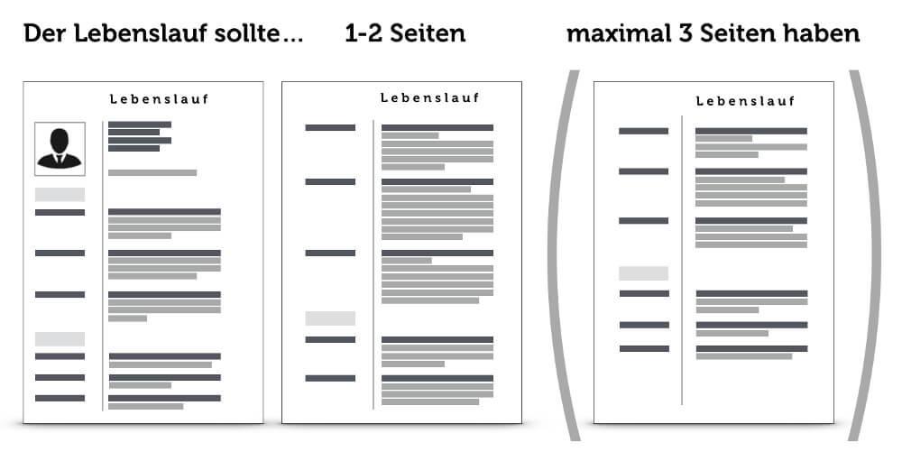 Tabellarischer Lebenslauf Aufbau Beispiele 40 Vorlagen