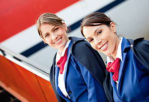 Corporate-Fashion-Stewardess-Uniform