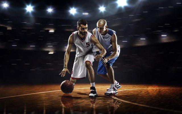 Basketball Dribbeln Karriere Metapher