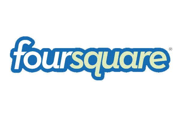 Foursquare transparent