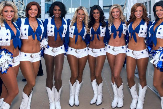 Cheerleader-Effekt: In Gruppen wirken wir attraktiver