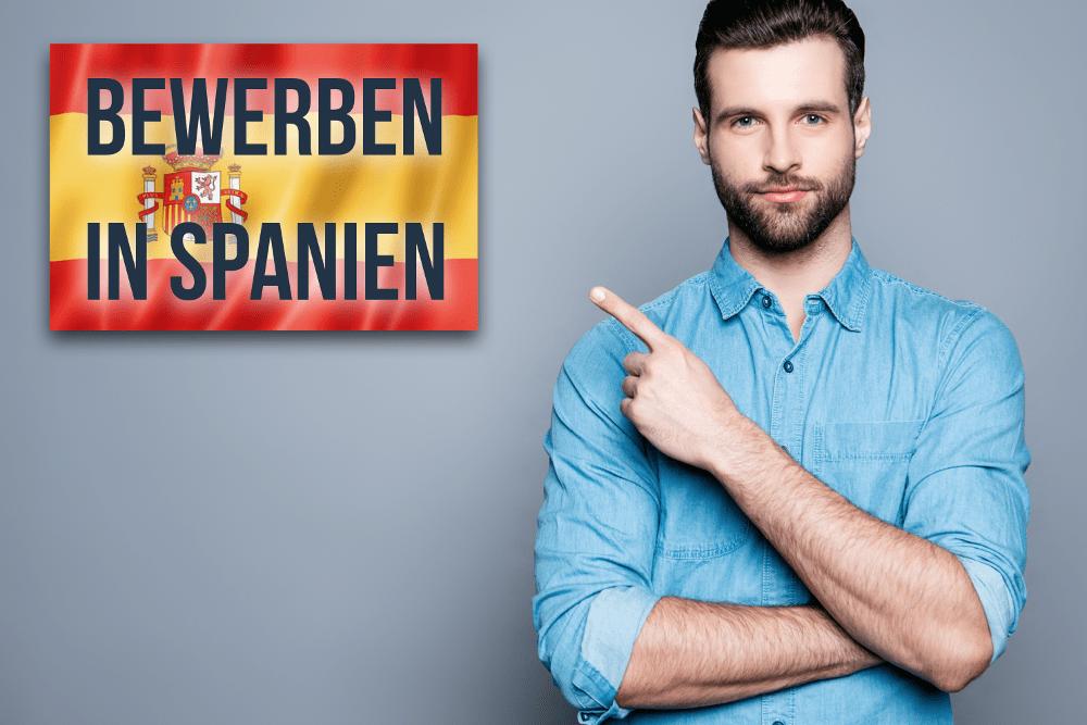 bewerben in spanien bewerbung spanisch