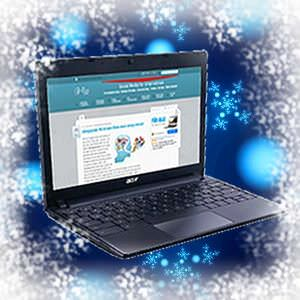 Chromebook-Adventspiel