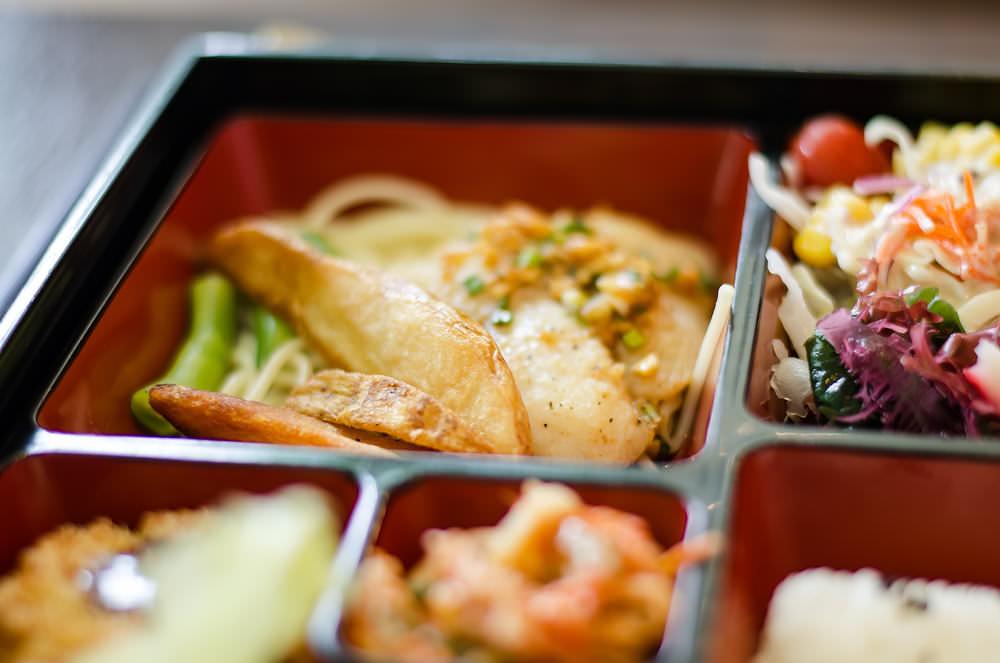 Bento-Box Rezepte: Günstig besser Essen im Büro