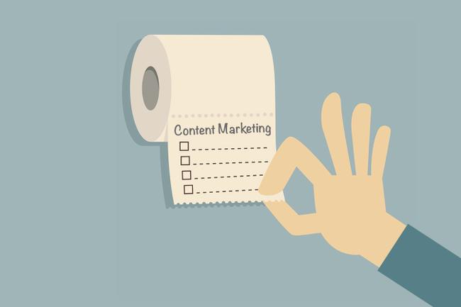 Content Marketing: Was damit nicht stimmt