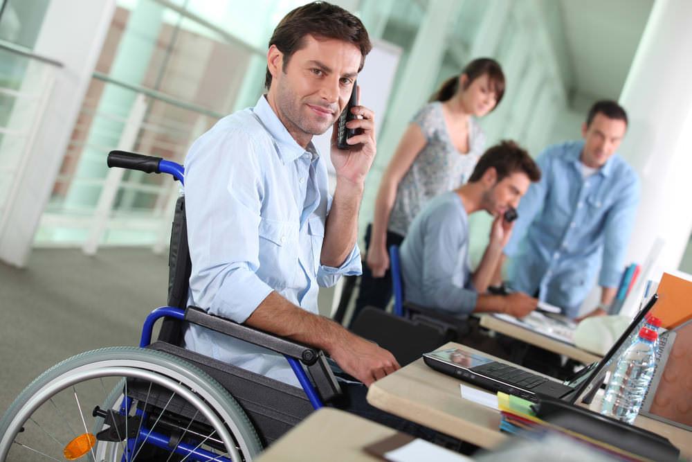 Arbeiten mit Behinderung: Was steht Ihnen zu?