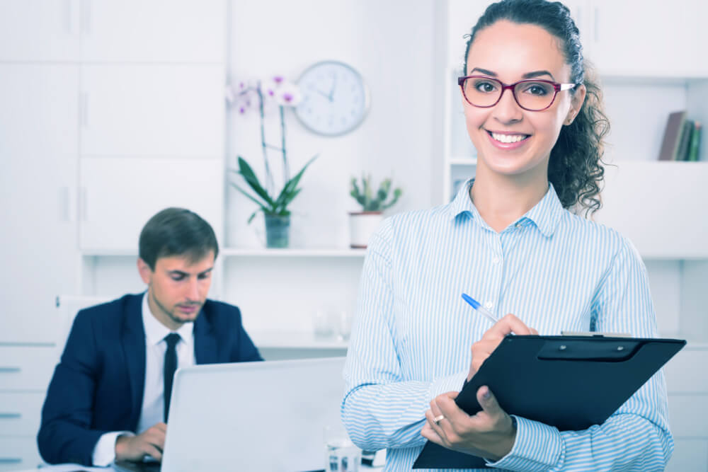 Bürokauffrau Management