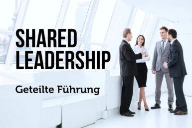 Shared Leadership: Geteilte Führung steigert Leistung