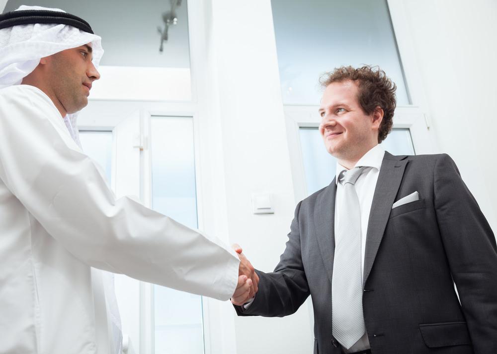 Gastgeschenke-Ausland-Araber-Expat