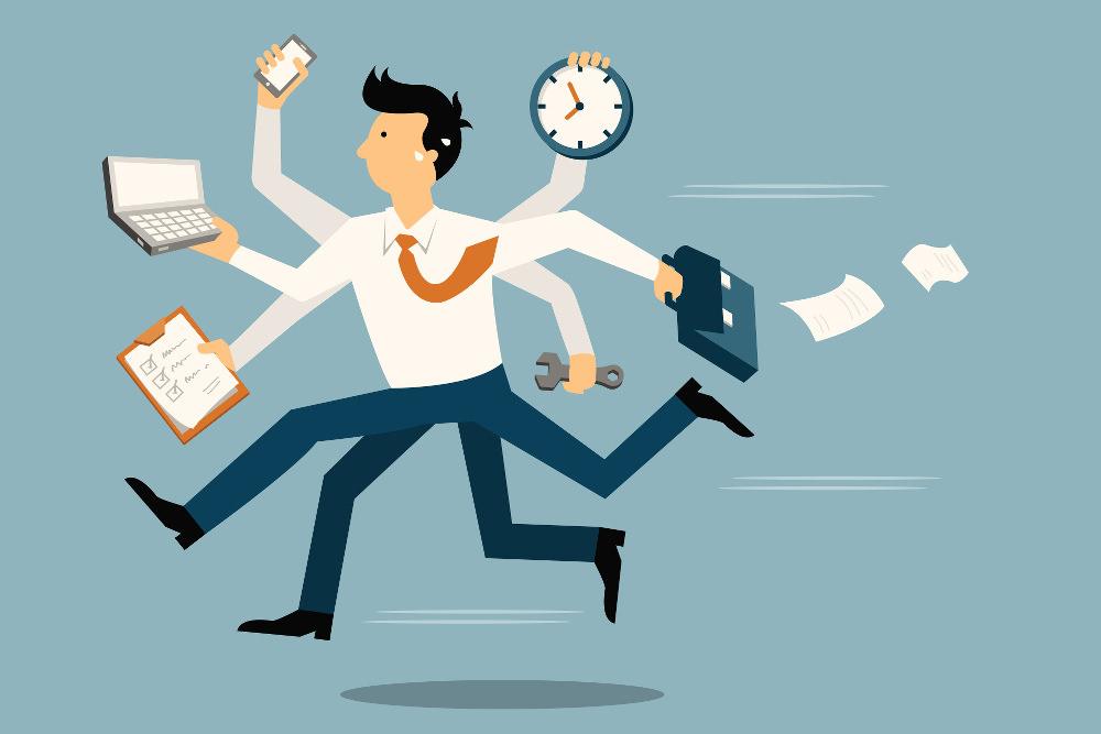 Bester Tag: Welcher ist der produktivste?