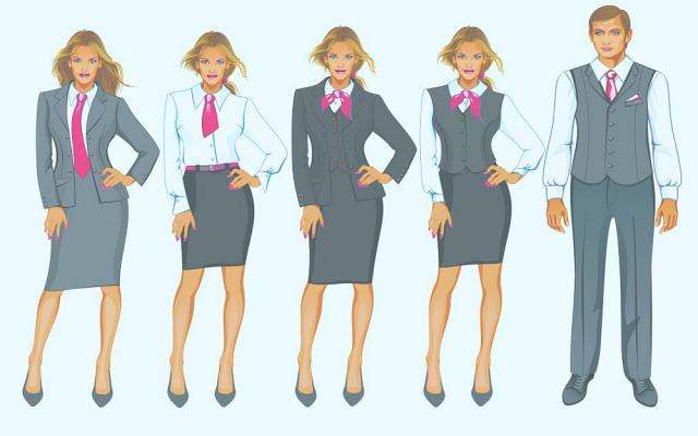 Berufskleidung-Uniform-Dresscode-Arbeitsrecht
