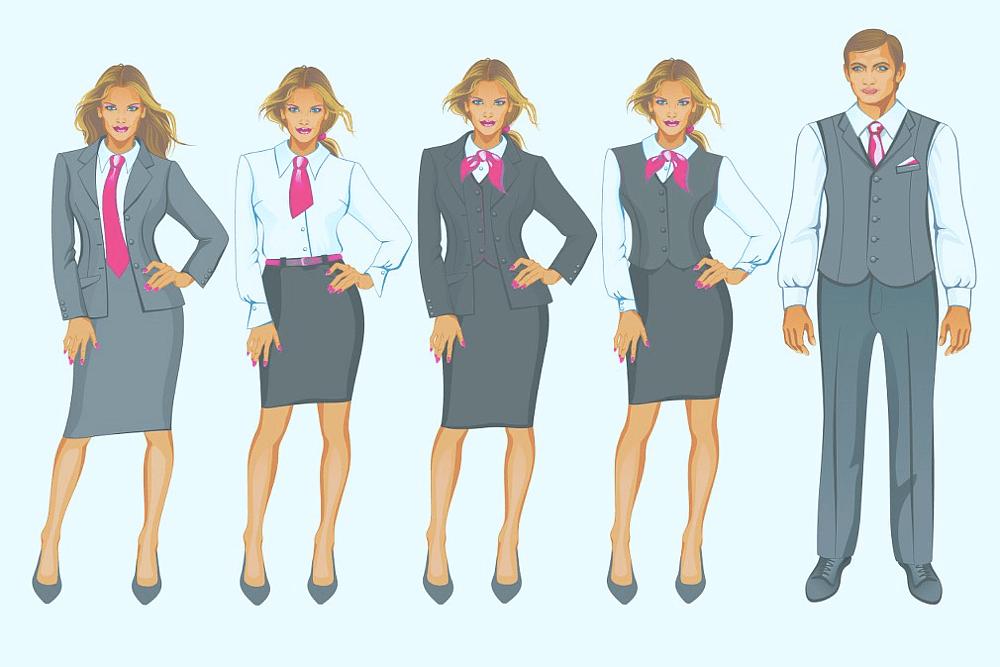 Arbeitskleidung Was Darf Der Chef Vorschreiben