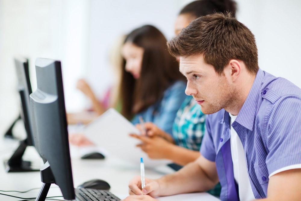 Blended Learning: Studieren online und offline