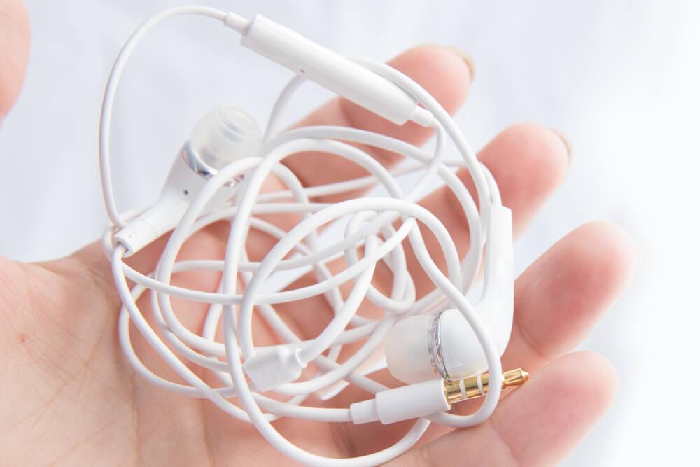 Kabelsalat: Nie wieder verknotete Kopfhörer!