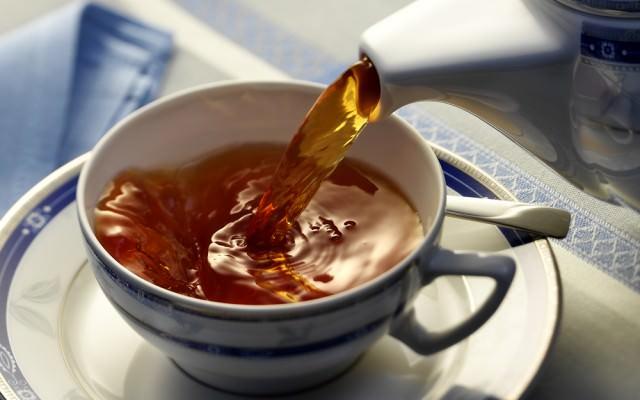 Tee-trinken-Tee-Wirkung