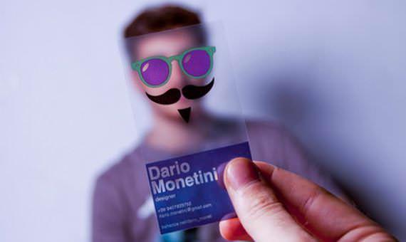 Visitenkarte erstellen design trends tipps - Lustige visitenkarten ...