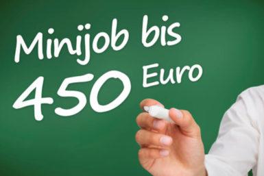 Bewerbung für einen 450 Euro Job: Tipps & Beispiele
