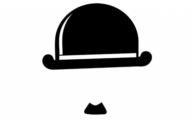 Charlie-Chaplin-Ikone-Icon