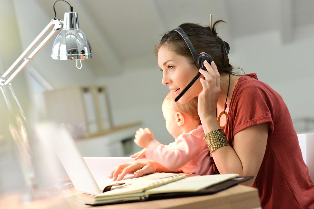Home Office Vorteile Nachteile einrichten Nebenjob