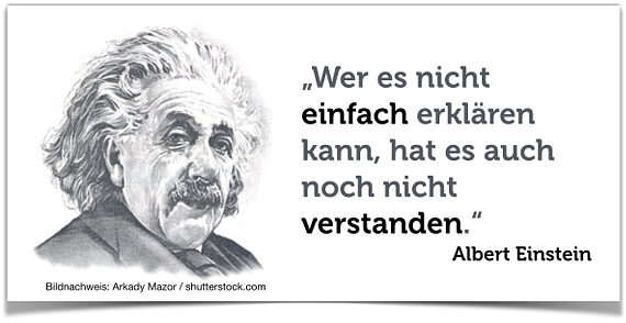 AlbertEinstein-Einfach