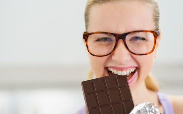 Buero-Snacks-Schokolade