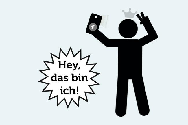 Narzissmus-narzisstisch-Social-Media-Selfie-Facebook