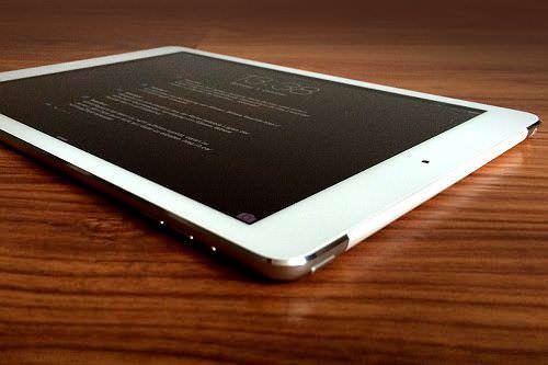 iPadAir-Test