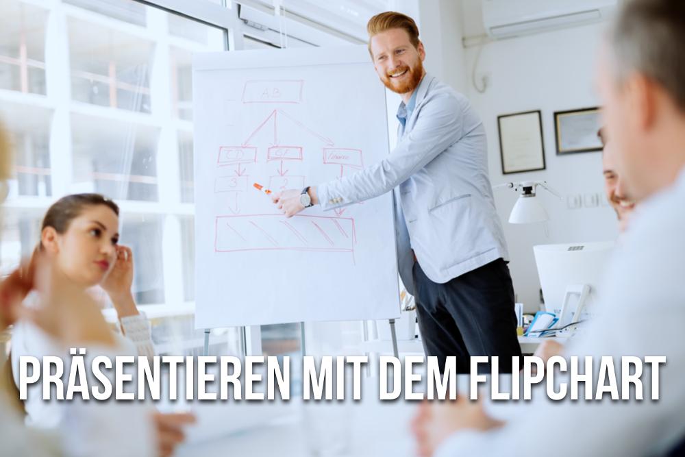 Flipchart Präsentation: Tipps für den Einsatz