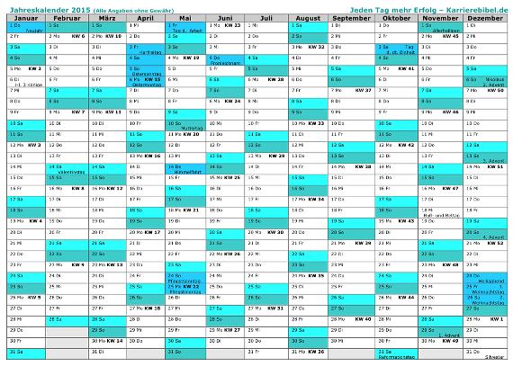 Kalender-2015-Feiertage