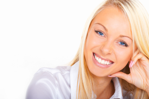 Blondine-Gehalt-verdienen